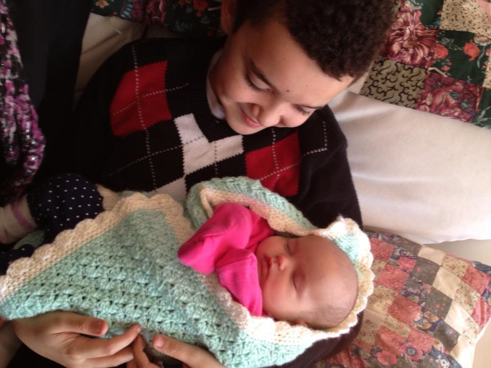 Mya and Adrian